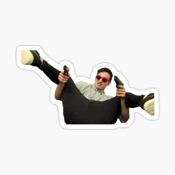 Filthy Frank Youtube Meme Sticker