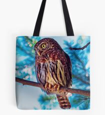 An Owl in Daylight Tote Bag