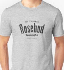 Rosebud company Sled Makers Unisex T-Shirt