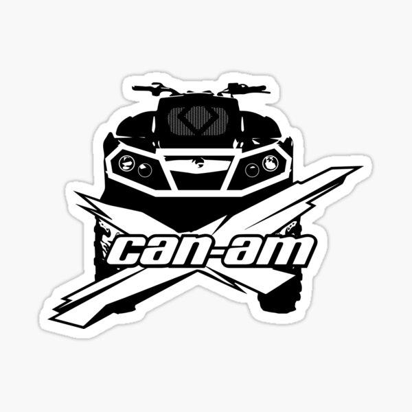 Can-Am Outlander XMR Sticker