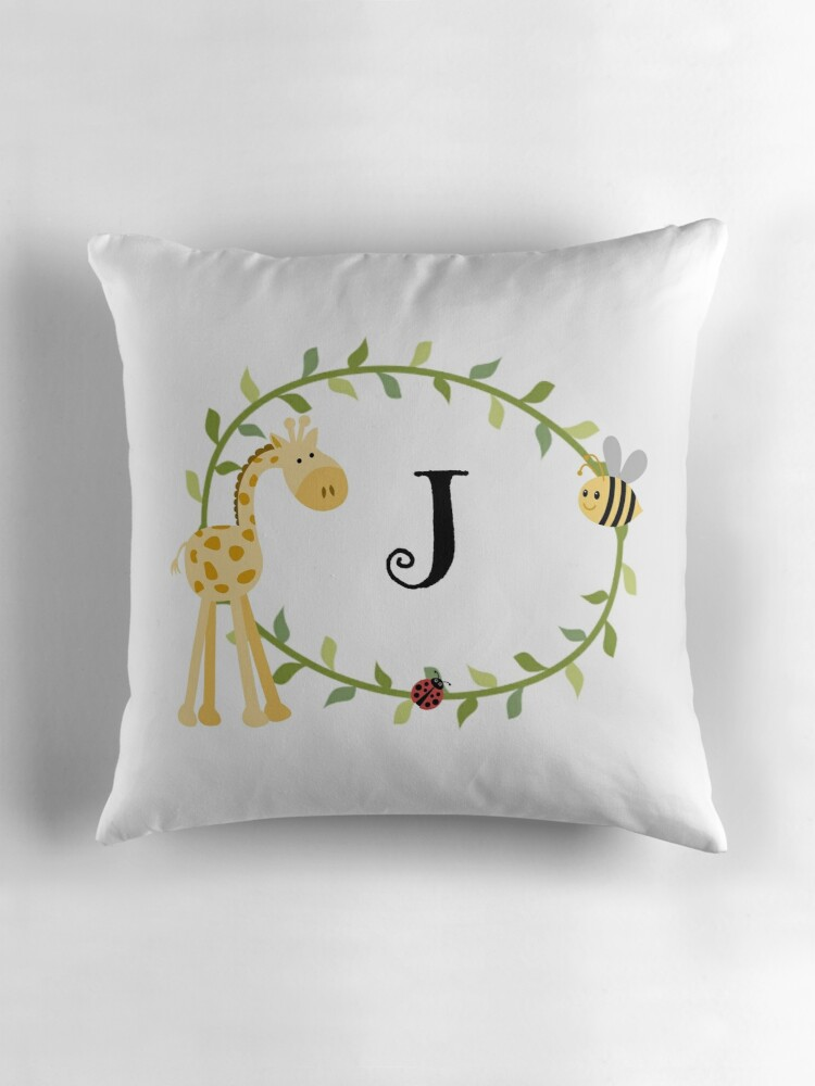 Throw Pillow For Nursery :