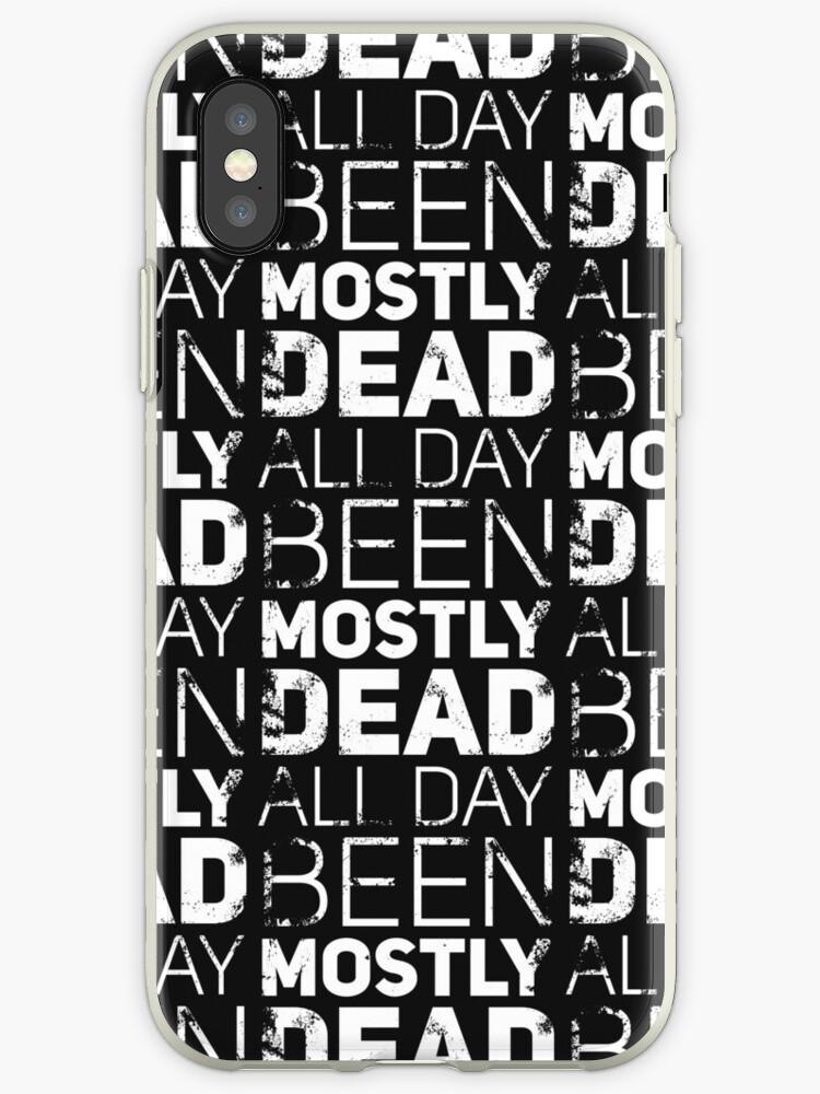 Mostly Dead by polliadesign