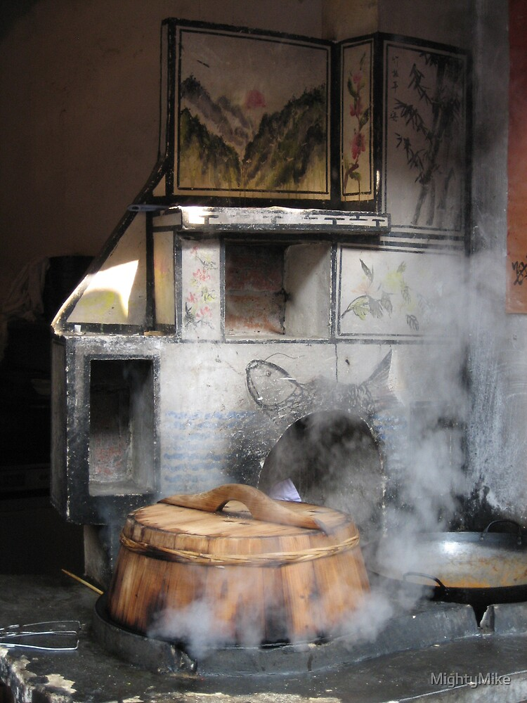 Stove of the ancient China still in use today by MightyMike