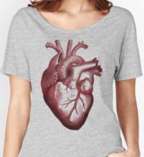 big heart shirt. Women's Relaxed Fit T-Shirt