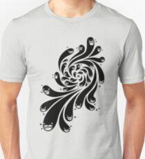 Happy Splash - 1-Bit Oddity - Black Version T-Shirt