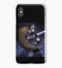Zero Maverick Hunter iPhone Case/Skin
