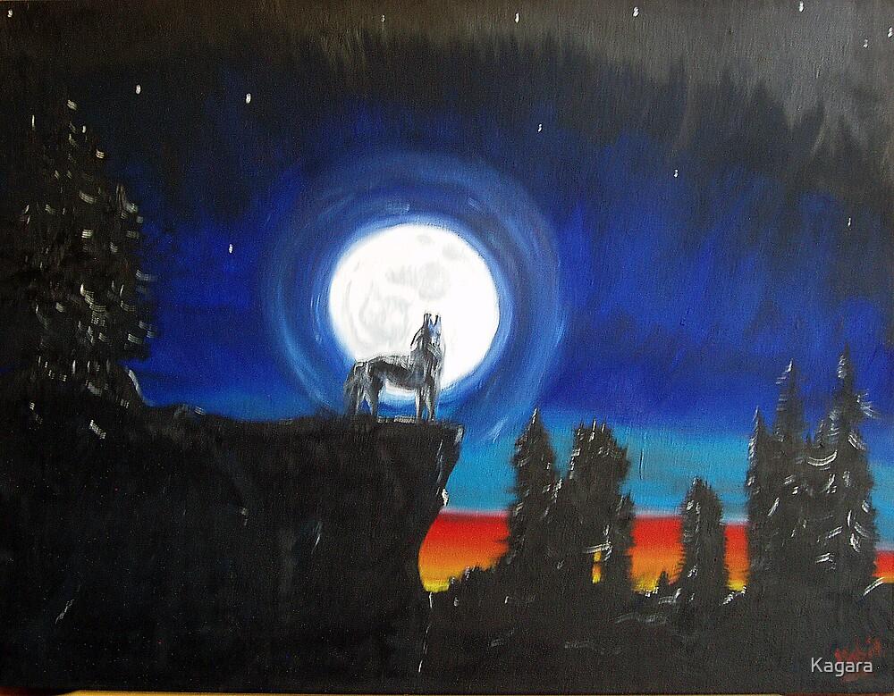 Wolf by Kagara