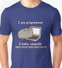 Programmer Cat Unisex T-Shirt