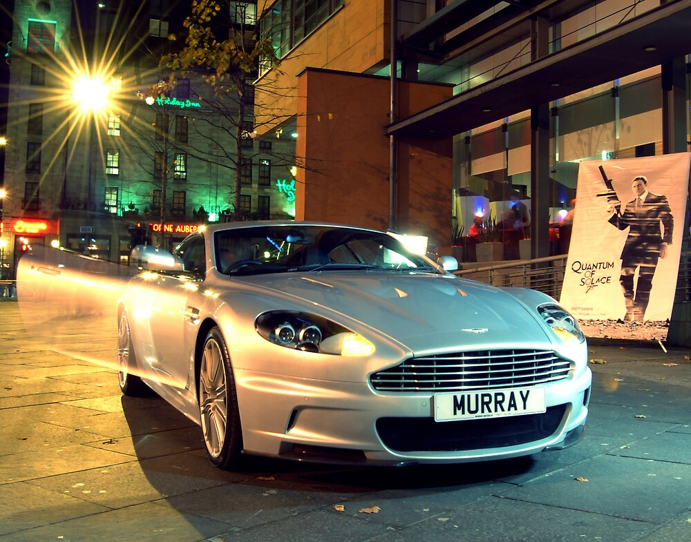 James Bond Car by JollyJonno
