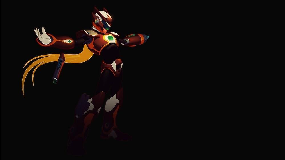 Zero Concept Megaman X by Longorious
