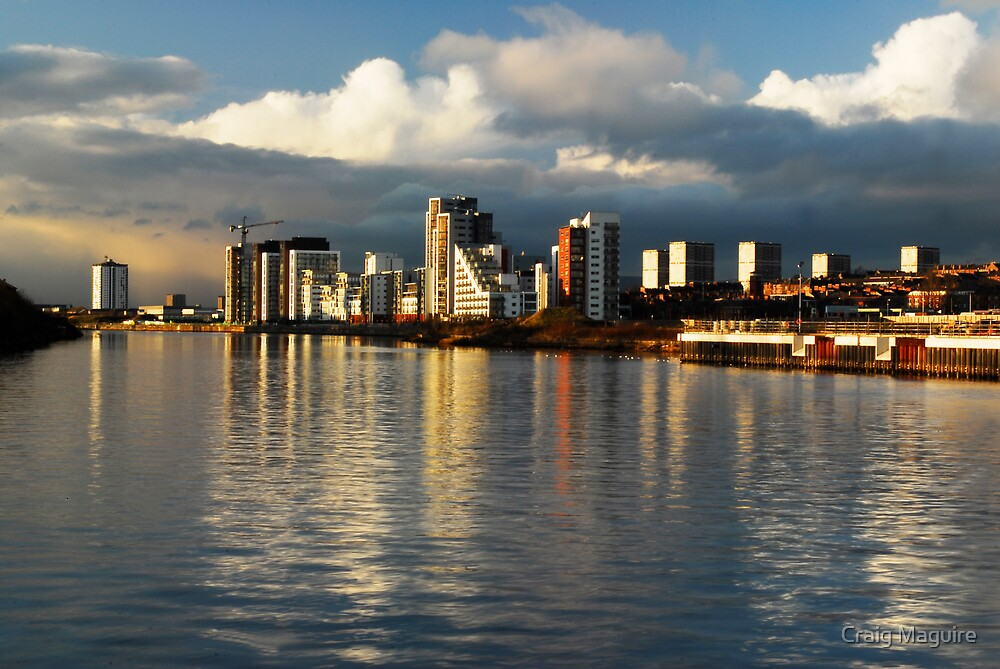 Glasgow Clyde by Craig Maguire