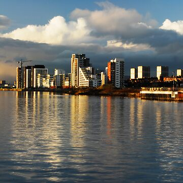 Glasgow Clyde by maguirephoto