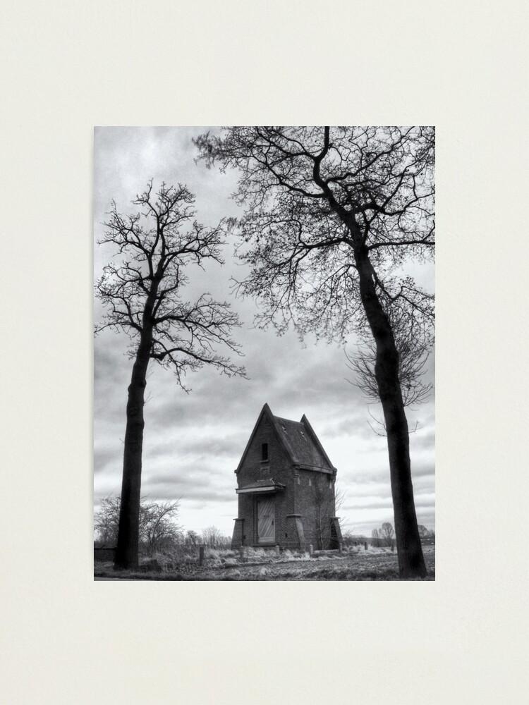 Alternate view of Rtt b&w Photographic Print