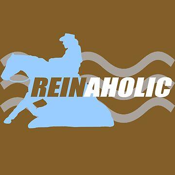 Reinaholic - Light Blue Reiner by Stuffnthingz