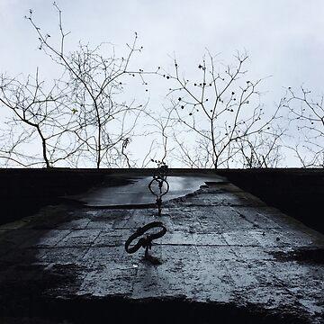 Ōkunoshima wall by rubenwills