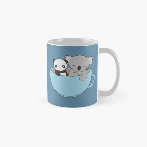 Kawaii Cute Koala and Panda  Classic Mug
