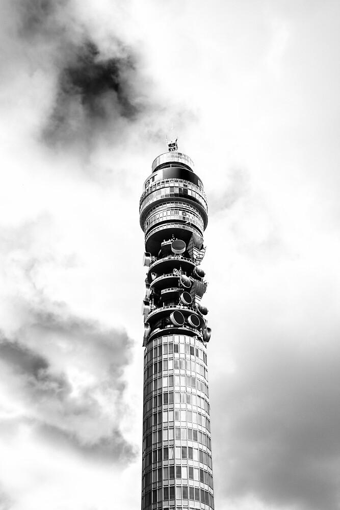 BT Tower by MyLondonArt