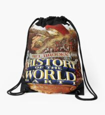History of the World Part 1 Drawstring Bag
