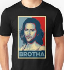 Desmond Hume verloren - Brotha Slim Fit T-Shirt