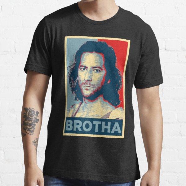 Desmond Hume Lost - Brotha Essential T-Shirt