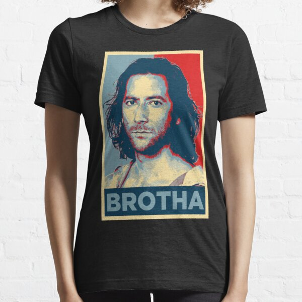 Desmond Hume Lost - Brotha Essential T-Shirt