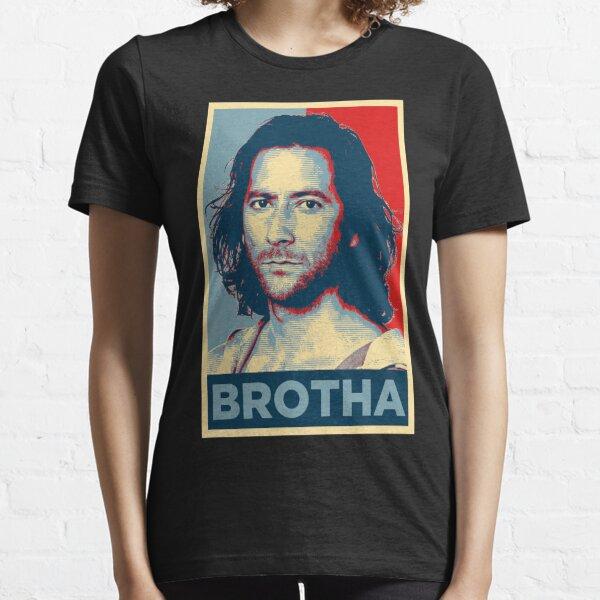 Desmond Hume verloren - Brotha Essential T-Shirt
