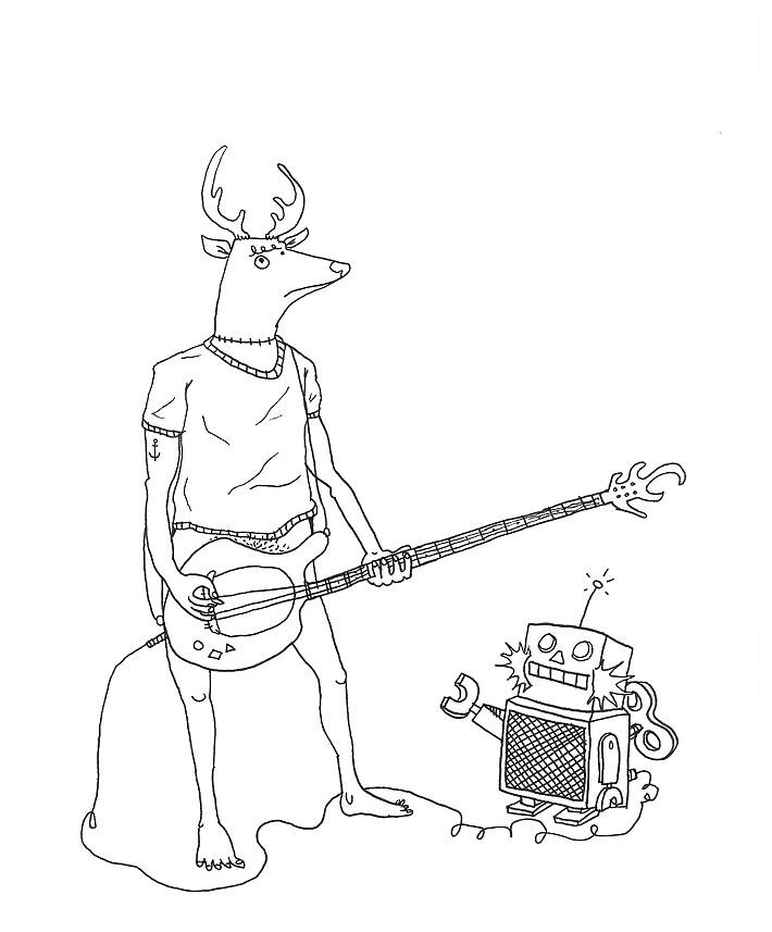rock by vgalea