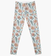 Lil' Pinky Florals Leggings