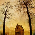 Small house by Dirk Delbaere