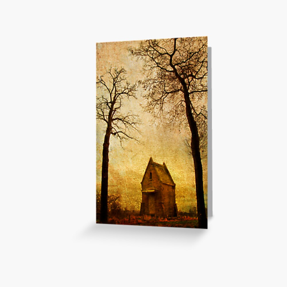 Small house Greeting Card