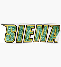 Siena College Poster