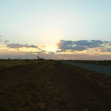Kununurra Sunset  by ginnymac