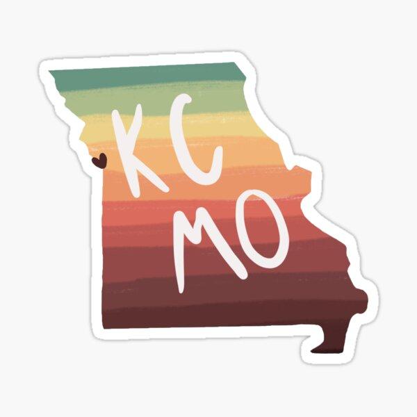 KCMO Sticker