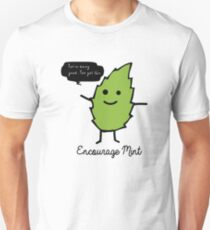Encourage Mint Unisex T-Shirt