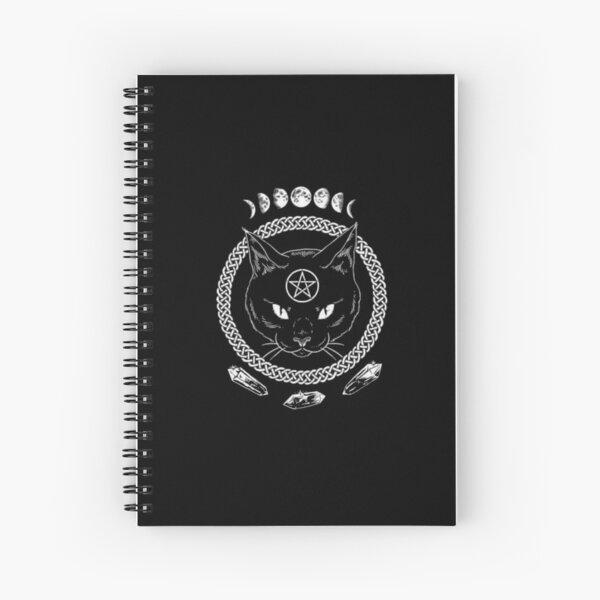 Wiccan Goddess Spiral Notebook