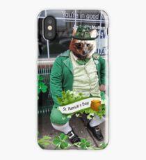 Happy St. Patricks day iPhone Case/Skin