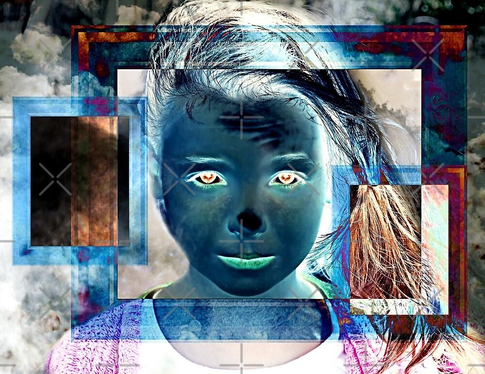 Masks by Scott Mitchell