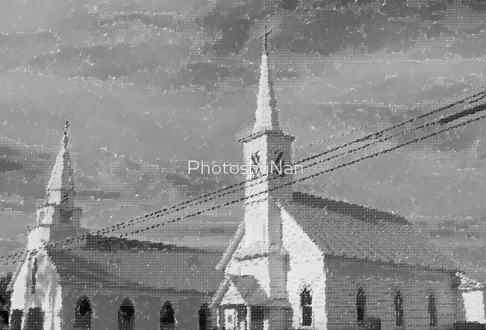 Rivera Baptist Churches by PhotosbyNan