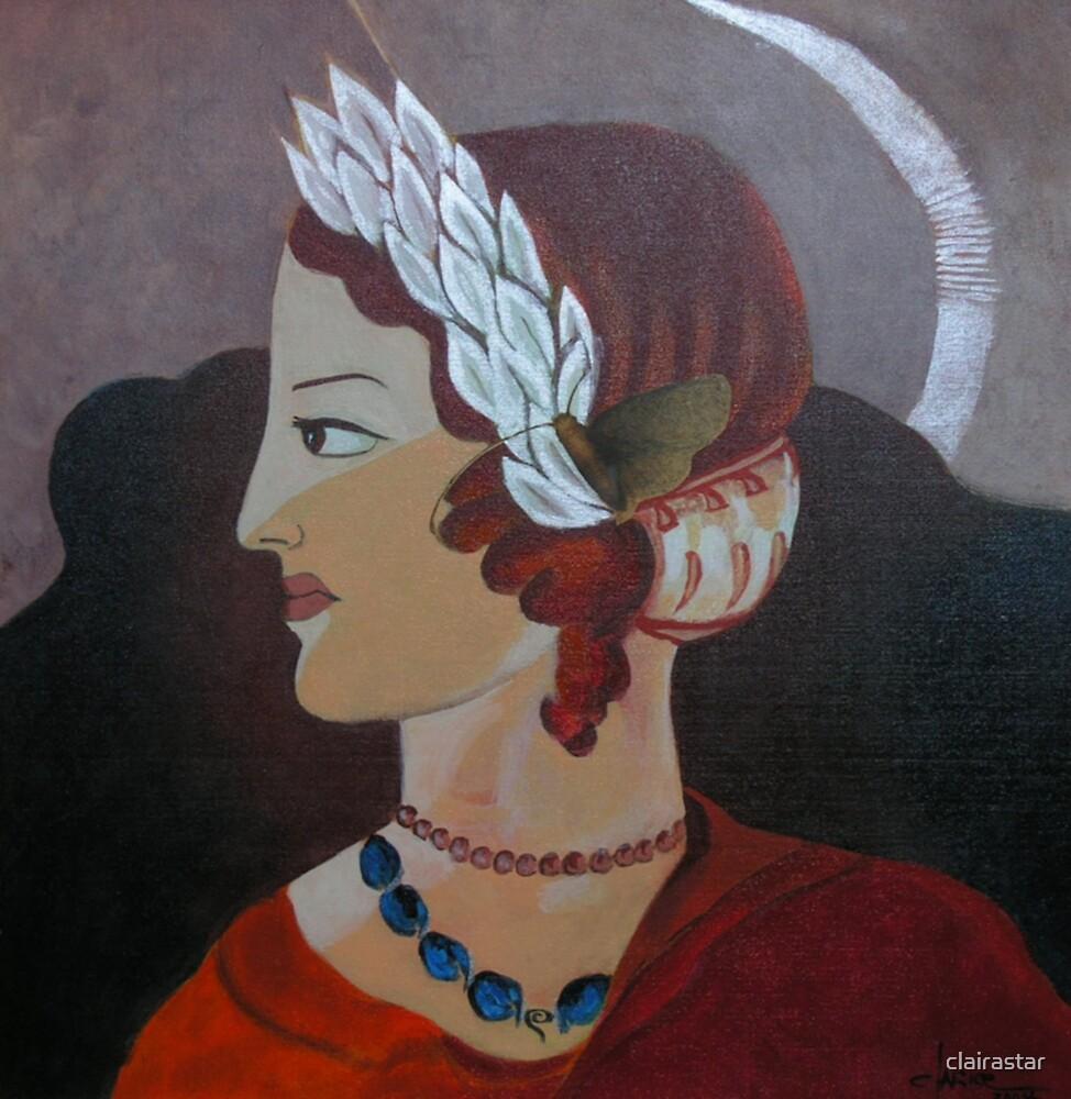 Roman Lady by clairastar