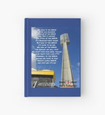Farewell to the WACA, Perth Hardcover Journal