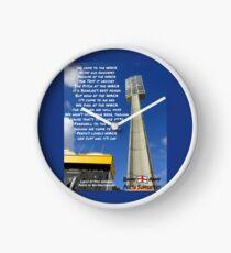Farewell to the WACA, Perth Clock