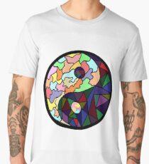 Yin Yang Sticker Men's Premium T-Shirt