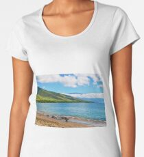 Maui beach Women's Premium T-Shirt