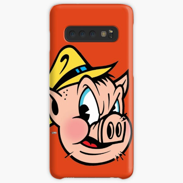 "This Little Piggy Cried ""Wassup?"" Samsung Galaxy Snap Case"
