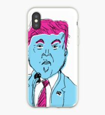 The Donald Trump (Red White Blue) iPhone Case