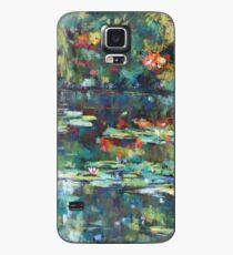 Monet garden reflections Case/Skin for Samsung Galaxy