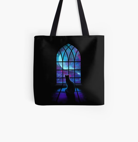I Need Space All Over Print Tote Bag