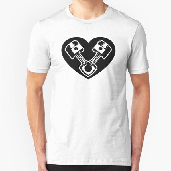 Piston Heart Slim Fit T-Shirt