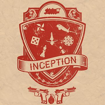Inception Totem Emblem by spicywolfette