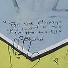 Be the change by sevenbreaths